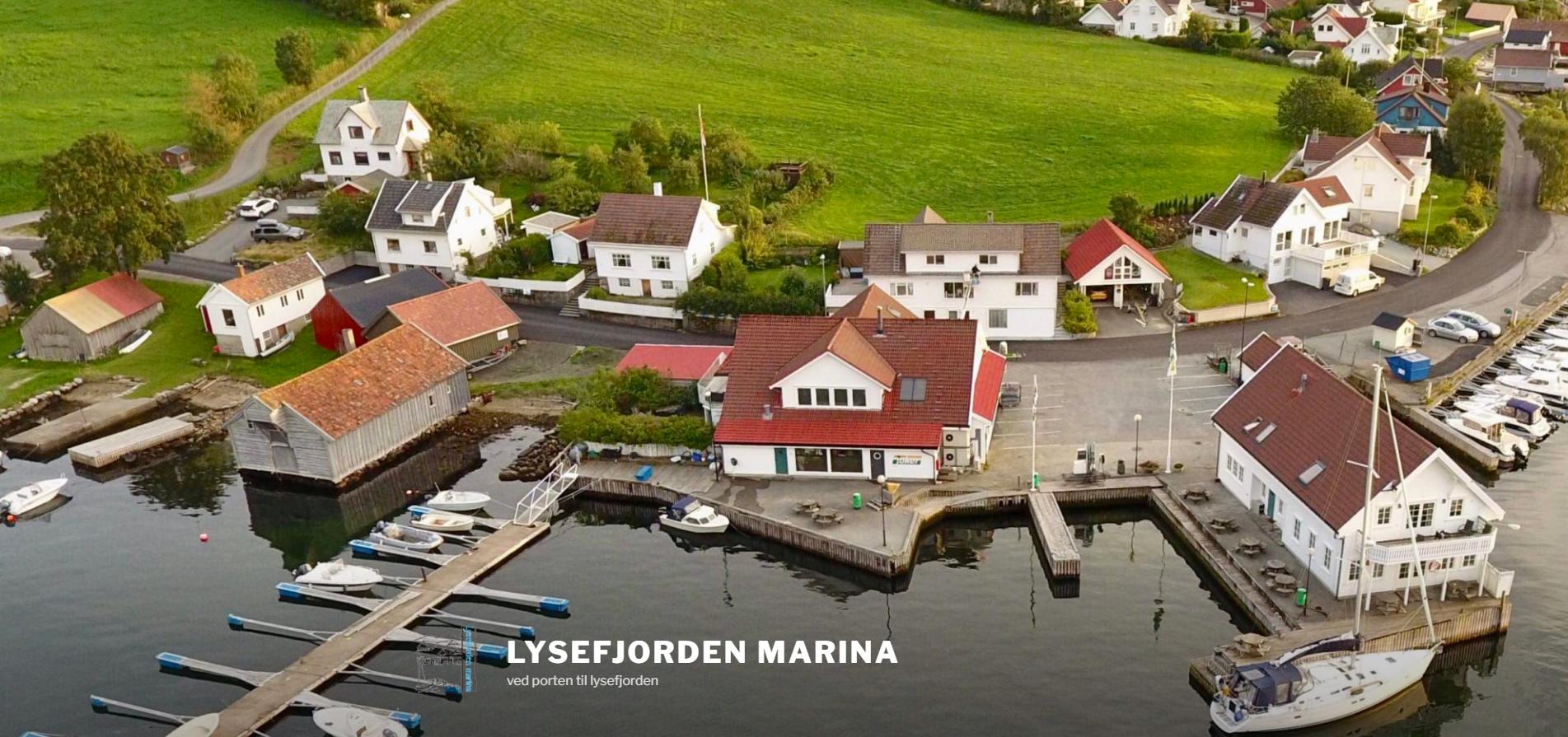 Lysefjorden Marina
